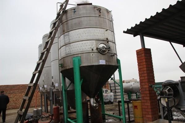 Завод по переработке винограда Приазовский Винный Дом