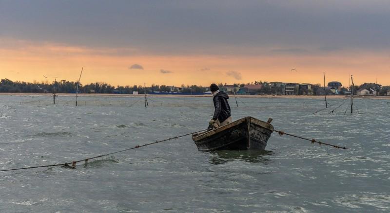 о запрете рыбной ловли в ейском лимане
