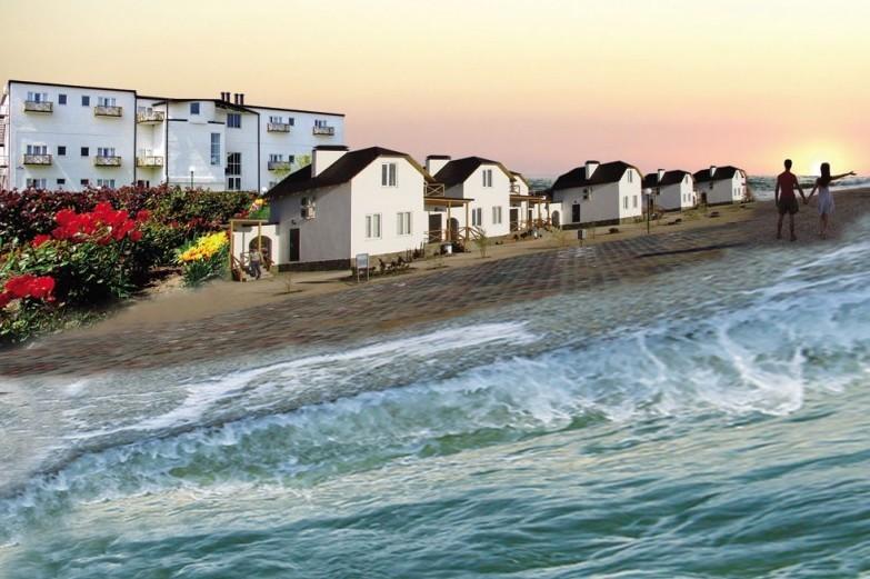 Приморские поселки Кубани оказались впятерке лидеров-курортов