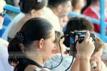 Фотографирующие зрители