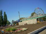 Памятник Ейский патриот в районе центрального пляжа