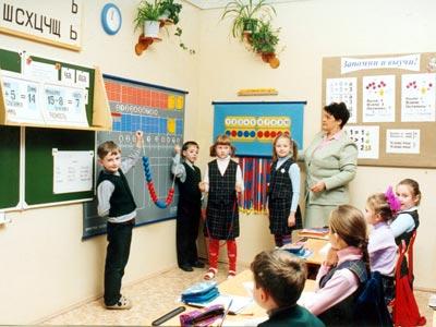 Конкурс на лучший урок в начальной школе