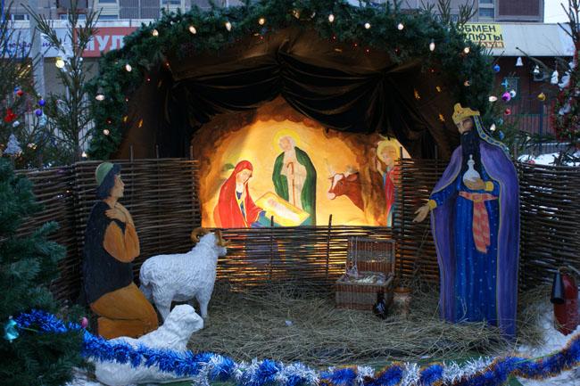 Рождество христово вертеп своими руками